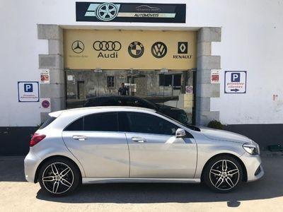 gebraucht Mercedes A180 D AMG Automático