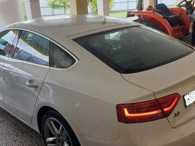 used Audi A5 2.0TDI S-Line 5lug