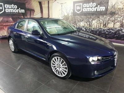 brugt Alfa Romeo 159 2.4 JTD 20V Selective