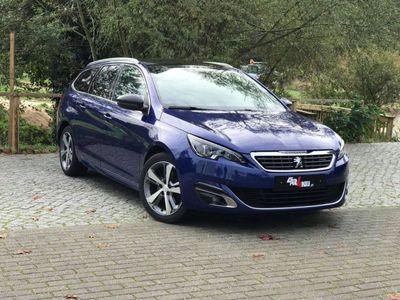 usado Peugeot 308 sw 2.0 BlueHDi GT Line