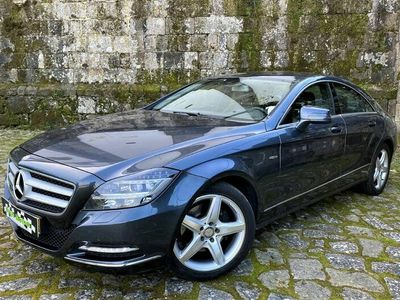 usado Mercedes CLS350 CDi BlueEfficiency NACIONAL