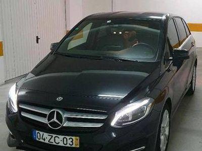 usado Mercedes B180 urban auto