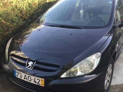brugt Peugeot 307 1.6 hdi