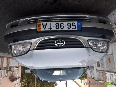 usado Toyota Avensis S/D 2.0 D4 Sol