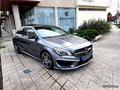 usado Mercedes CLA220 amg