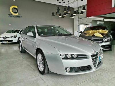 usado Alfa Romeo 159 Sportwagon 2.0 JTDm 170cv Distinctive