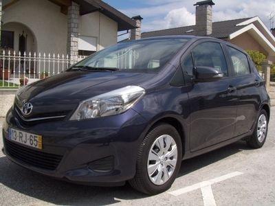 usado Toyota Yaris 1.4D-4D