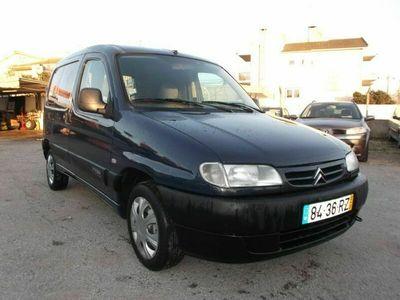 usado Citroën Berlingo ---