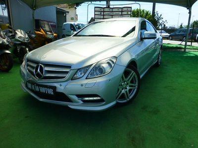 used Mercedes E250 CDI Coupe AMG
