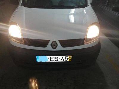 usado Renault Kangoo DCI 1.500cm3, 75 cv