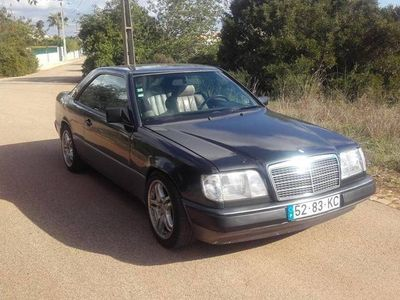 brugt Mercedes 230 230CE Coupe - 88