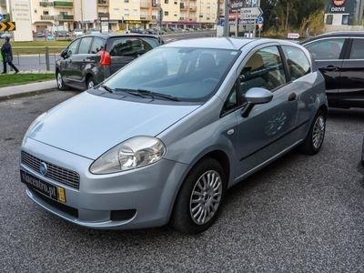 usado Fiat Grande Punto Van