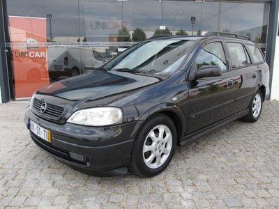 usado Opel Astra Caravan 1.4