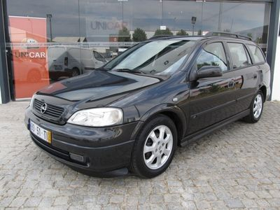 brugt Opel Astra Caravan 1.4