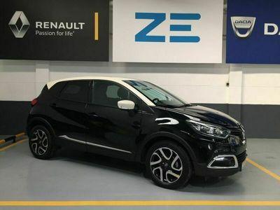 usado Renault Captur DCI 90 Exclusive