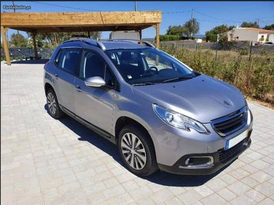 usado Peugeot 2008 1.6 BlueHDI