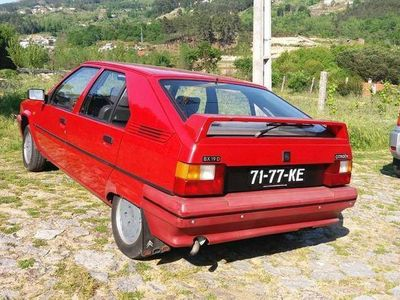 usado Citroën BX 5 lugares