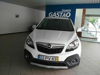 usado Opel Mokka ---