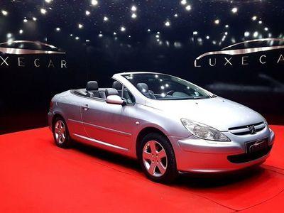usado Peugeot 307 CC 1.6 Cabrio Nacional