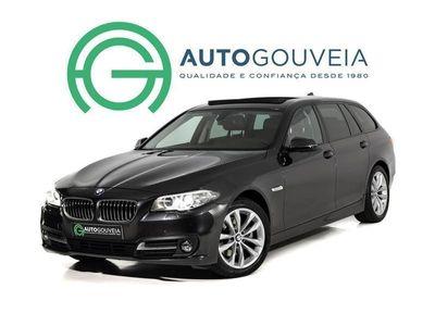 usado BMW 520 d Touring Luxury Auto 190cv