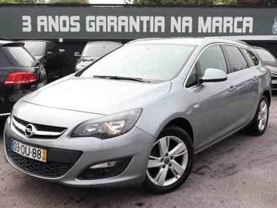 used Opel Astra Sports Tourer 1.6 CDTi Executive S/S