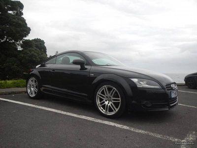 usado Audi TT 2.0 Tfsi S-line
