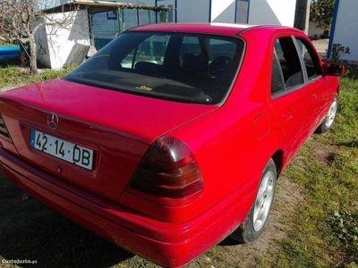 usado Mercedes C200 -
