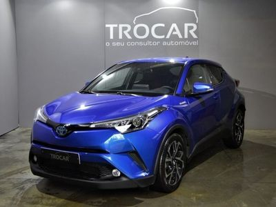usado Toyota C-HR 1.8 HSD Exclusive