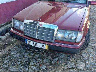 usado Mercedes 250 turbo diesel