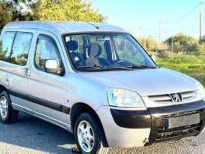 usado Peugeot Partner Gasolina