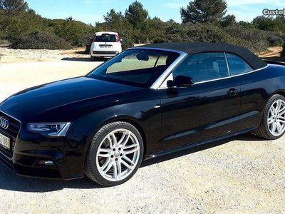 usado Audi A5 Cabriolet 2.0 TDi Aut.