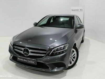 usado Mercedes C180 d