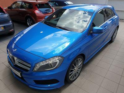 usado Mercedes A200 CDI AMG EDITION