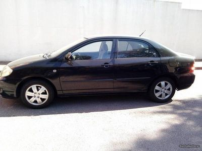 used Toyota Corolla 1.4 D4D