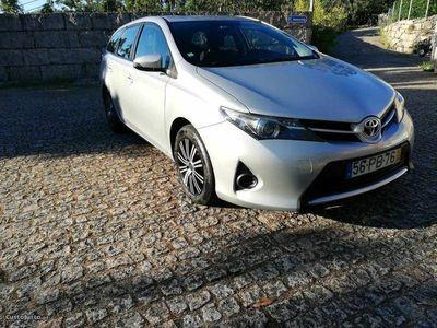 usado Toyota Auris sport touring