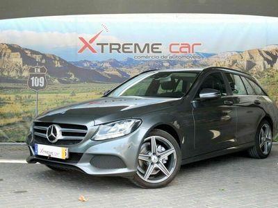usado Mercedes C200 D Motor 2.1 136CV Avantgarde + AUTO.