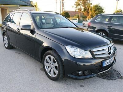 usado Mercedes C200 CDi Classic Pele