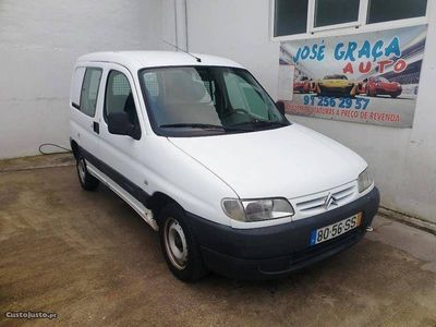 usado Citroën Berlingo 1.9D 12/2001
