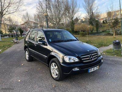 usado Mercedes ML400 Único