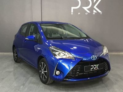 usado Toyota Yaris 1.5 HSD SQUARE COLLECTION BLUE (75CV) (5P)