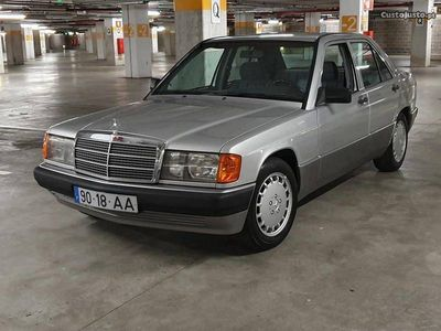 brugt Mercedes 190 1.8 nacional