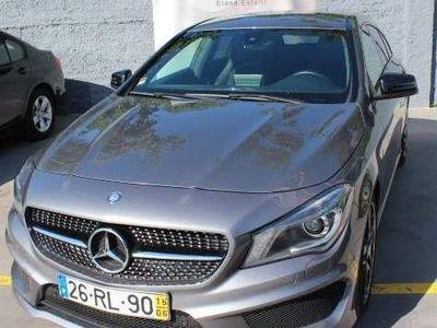 usado Mercedes CLA220 Shooting Brake AMG LINE