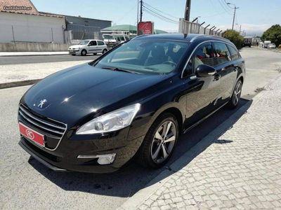 usado Peugeot 508 SW 2.0 Hdi 163 CV