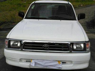 usado Toyota HiLux 2.4 -