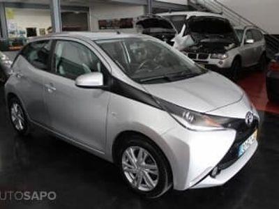 usado Toyota Aygo 1.0 X-Play Plus+X+Touch+TSS (69cv) (5p)