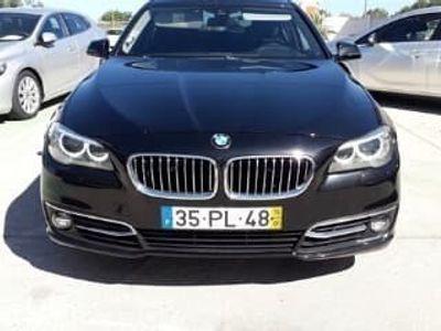 usado BMW 520 Série 5 d Line Luxury Auto (190cv) (4p), Diesel