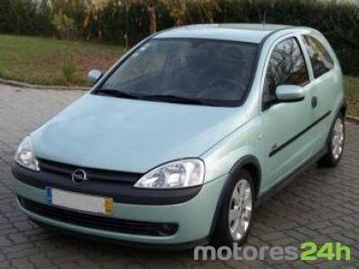 usado Opel Corsa 1.7 DTi 16V Sport