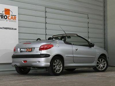 usado Peugeot 206 CC 1.6 - CABRIO