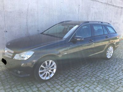 usado Mercedes C200 blueefficiency