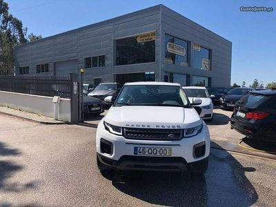 used Land Rover Range Rover evoque 2.0 ed4